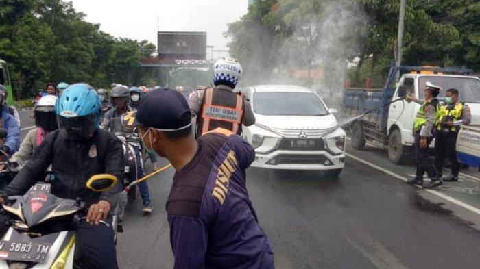 UPDATE Cegah Virus Corona di Surabaya, Jalan Tunjungan & Darmo Ditutup Mulai Hari ini, Lihat Jamnya!