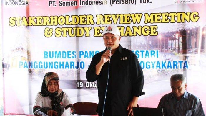 Dorong Kemajuan BUMDes, Semen Indonesia Ajak Desa di Wilayah Operasional Study Exchange