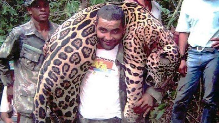 Dokter Gigi Merangkap Jadi Pemburu Satwa Liar Ditangkap Karena Lakukan Hal ini pada Hewan Dilindungi