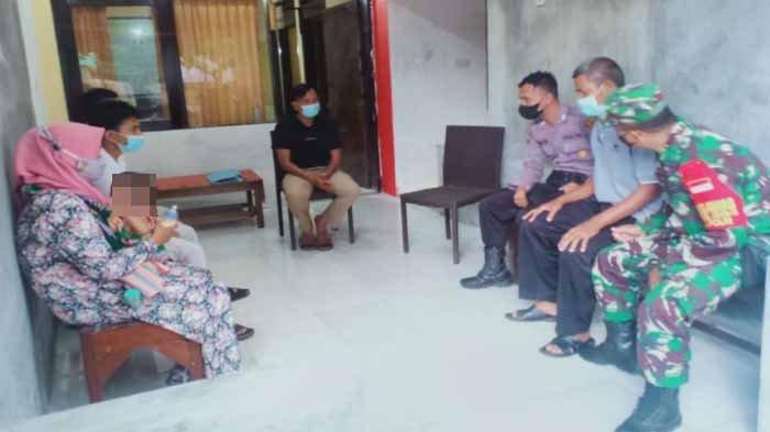 Kisah Ibu Gendong Bayi Curi Motor di Mojokerto Terekam CCTV, Berdalih Untuk Obati Anak Sakit Tipes