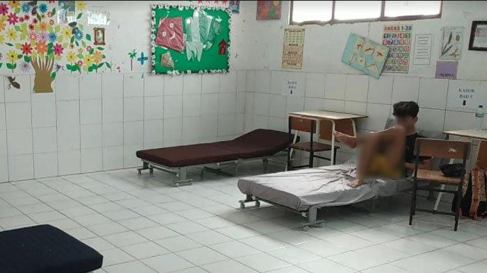 Rumah Sehat di Kota Surabaya Mulai Ditempati Pasien Covid-19 Tanpa Gejala