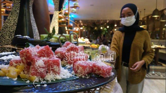 Aneka Sajian Nusantara saat Berbuka Puasa di Vasa Hotel Surabaya