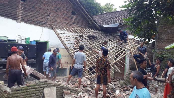 UPDATE Gempa di Malang, Satu Orang Terluka dan 25 Bangunan di Jember Rusak