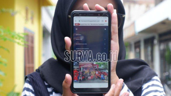 Branding Kampung Sereh Ngagel Dadi Kota Surabaya Lewat Situs Web