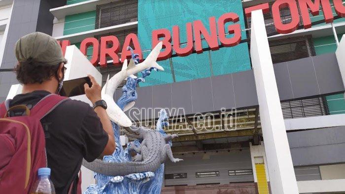 Menpora Zainudin Amali : Pemerintah Ikut Danai Perawatan Stadion Gelora Bung Tomo