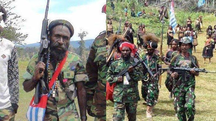 Ilustrasi: Sepak Terjang KKB Papua Joni Botak & Lekagak Telenggen, 2 Kubu yang Bersatu Mengincar PT Freeport
