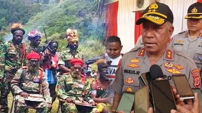Ucapan Irjen Paulus Waterpauw Terbukti, TNI-Polri Tangkap Lagi Penjual Senjata dan Amunisi KKB Papua