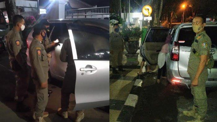 Mobil Goyang Sendiri, PNS Wanita & Selingkuhan Diduga Mesum, Hebohkan Warga di Pasar Kamisan Sampang