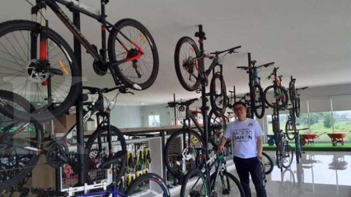 Sepeda Element Ber-SNI Serbu Pasar Malaysia Dipuji Menteri Agus Gumiwang