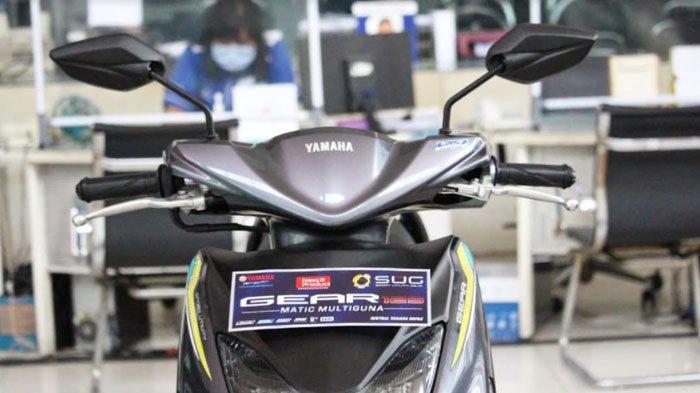 Yamaha Gear 125 yang Selalu Jadi Andalan Milenial