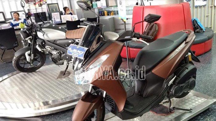 Yamaha Lexi, Harga Terjangkau dan Punya Kenyamanan Maksimal, Ini Keunggulannya