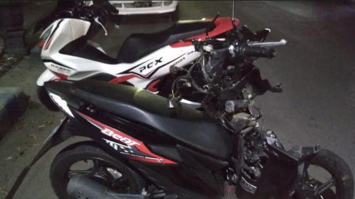 Remaja Ponorogo Menyalip Kendaraan di Depannya, Malah Hantam Sepeda Motor dan Tewas