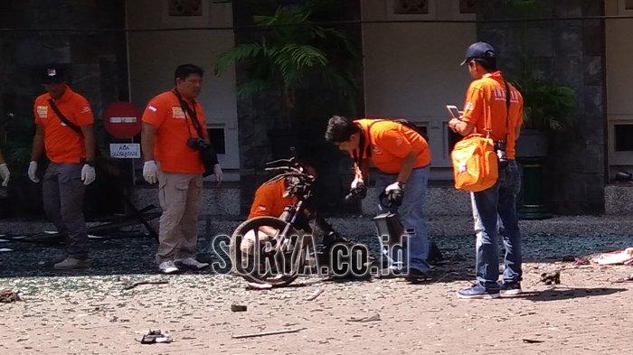 Kesaksian Jemaah Gereja Santa Maria Ngagel Surabaya Sesaat Sebelum Bom Meledak