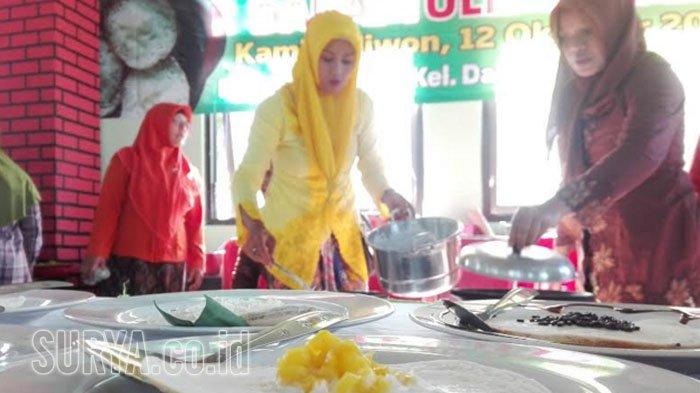 Warga Dusun Dadaptulis Lestarikan Festival Serabi Suro, Digelar Kamis Kliwon agar Doa Cepat Sampai