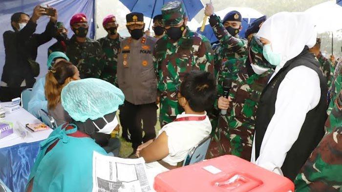 1.200 ABK dan Pekerja di Pelabuhan Tanjung Perak Surabaya Dapat Vaksin Covid-19
