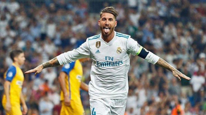 Jadwal Siaran Langsung Liga Champions, Real Madrid Menjamu Tottenham Hotspur