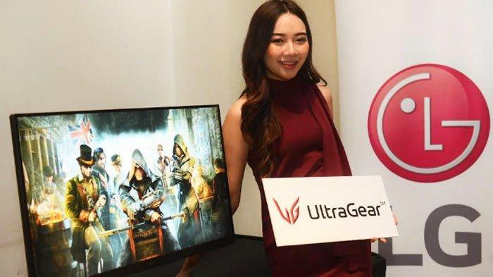 LG Kenalkan Dua Model Baru Monitor LG UltraGear