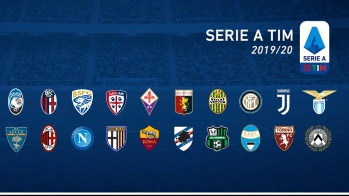 Jadwal Bola Hari Ini: Liga Italia Pekan Ke-37, Juventus, Lazio, AC Milan dan AS Roma