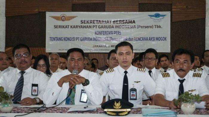 Garuda Anggarkan Rp433 Miliar Siapkan Pensiun Dini 1100 Karyawan