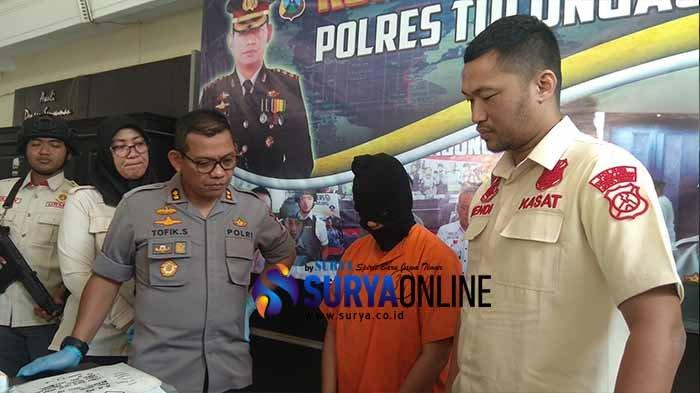 Siswi SMK Tulungagung Diduga Lakukan Kejahatan Asusila Sesama Jenis ke Siswi SMP, Ditangkap di Hotel