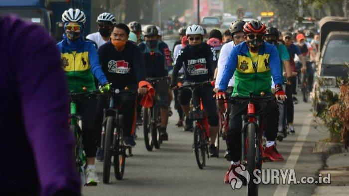 Jalur Khusus Sepeda Akan Ditambah Lagi di Sejumlah Jalan di Kota Malang