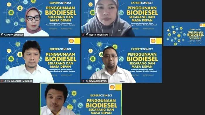 Shell ExpertConnect 2021: Penggunaan Biodiesel di Indonesia, Sekarang dan Masa Depan