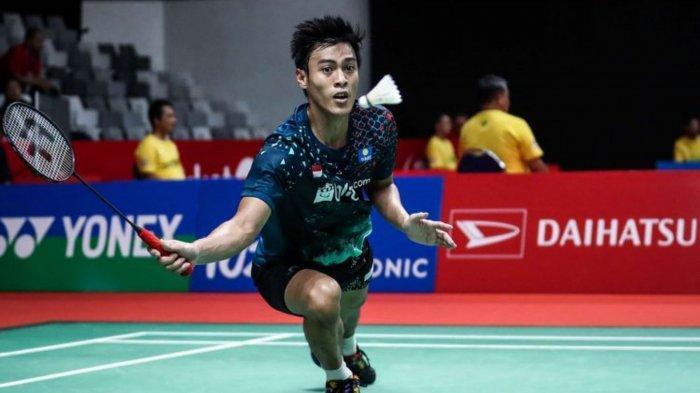 Shesar Hiren Rustavito andalan utama Indonesia di Spain Masters 2021