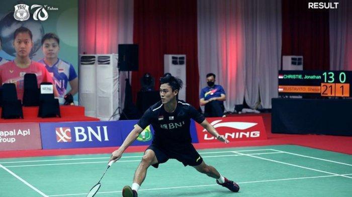 Hasil dan Klasemen Thomas Cup 2020: Taklukkan Taiwan 3-2,  Indonesia Kunci Posisi Puncak Grup A