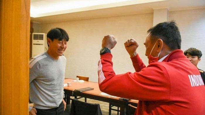 Alasan Shin Tae-Yong Belum Gabung TC Timnas Indonesia
