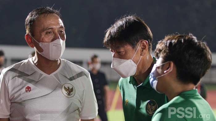 Misi Khusus Shin Tae-yong dengan Pemain Muda di Timnas Indonesia untuk Kualifikasi Piala Dunia 2022