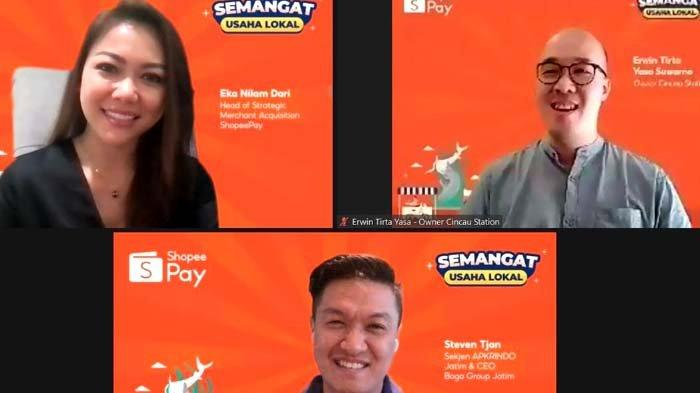 ShopeePay Hadirkan Semangat Usaha Lokal Surabaya untuk Tingkatkan Bisnis UMKM Lokal