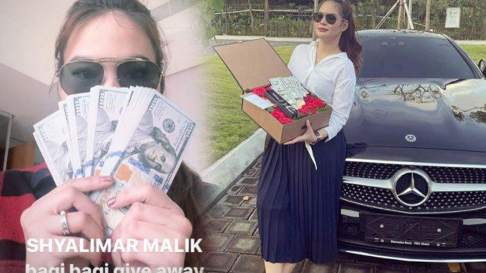 Biodata <a href='https://manado.tribunnews.com/tag/shyalimar-malik' title='ShyalimarMalik'>ShyalimarMalik</a> yang Bagi Give Away 400 Dolar per Bulan ke Netizen: Cucu Wakil Presiden ke-3