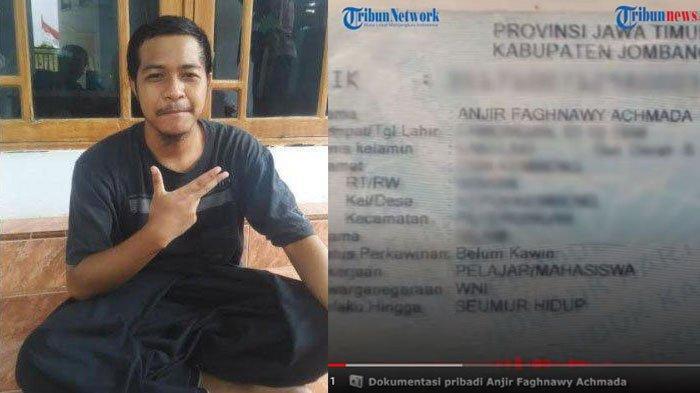 Biodata Anjir Faghnawi Achmada, Mahasiswa UINSA Surabaya yang Viral Setelah Polemik Anjay