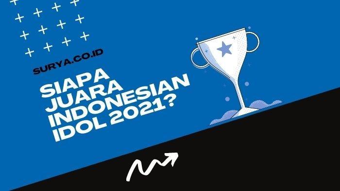 ILUSTRASI. Siapa Juara Indonesian Idol 2021? Ini prediksi Arya Saloka dan Amanda Manopo, beda dari Melisa Hartanto
