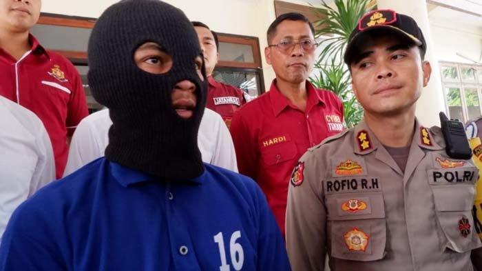 Siasat dan Keberanian Pelajar SMK Pasuruan Bunuh Perudapaksa Almarhum Ibunya, Dendam Sejak SD