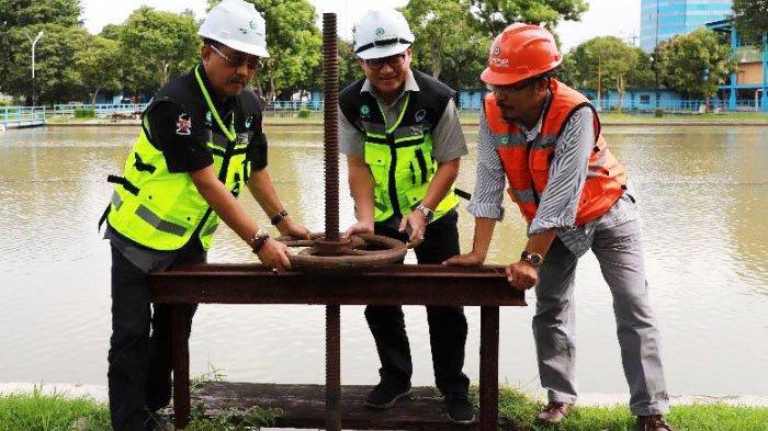 Warga Mengadu, Ketua DPRD Surabaya Sidak Instalasi PDAM, Kebutuhan Air Warga harus Dipenuhi