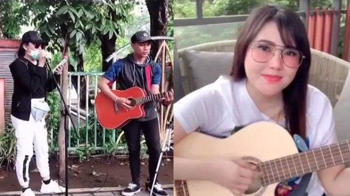 Sidak Pengamen CFD Sidoarjo, Via Vallen Malah Nyanyi Lagu yang Populer 13 Tahun Lalu, Bikin Ambyar