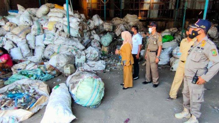 Sidak Kepatuhan PPKM Darurat, Dinas Koperasi Mojokerto Disambati Pengusaha Terkait Penurunan Omzett