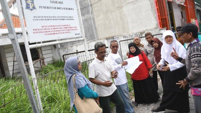 DPRD Dorong Pembangunan Pustu Margorejo Surabaya,Reni Astuti: Aset Pemkot harus Beri Manfaat Warga