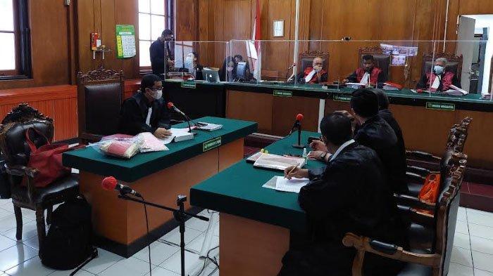 Sidang 3 Polisi Surabaya Terlibat Narkoba, Saksi dari Mabes Polri Sebut Korban sempat Dimintai Uang