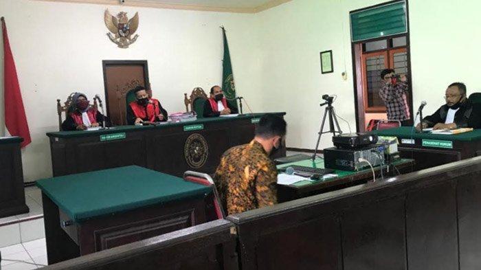Penganiaya ODGJ Hingga Meninggal di Tulungagung Dihukum Enam Bulan Penjara