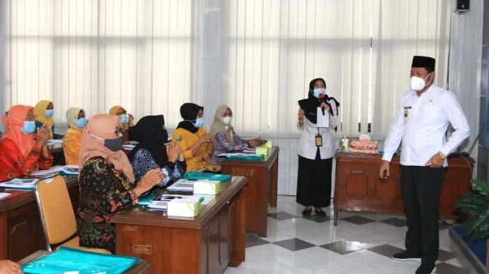 Pemkab Sidoarjo Dorong Karang Werda Berperan Tingkatkan Aktivitas Lansia