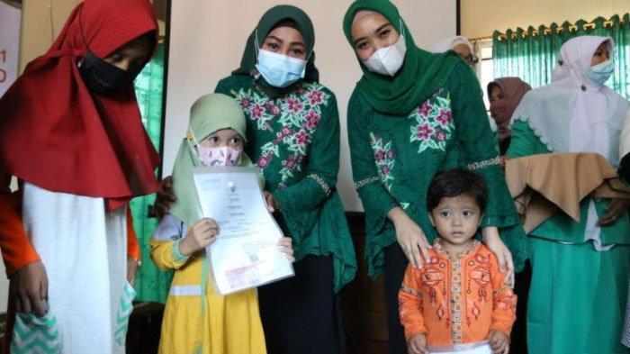 Dipendukcapil Sidoarjo Gadeng Fatayat NU terkait Layanan Dokumen Kependudukan