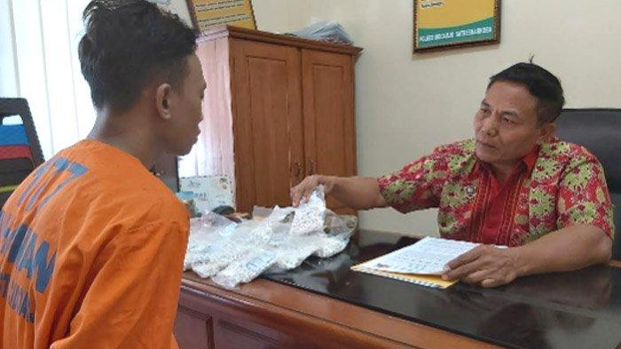 Pengedar di Sidoarjo Transaksi Narkoba di Depan Sekolah, Tertangkap saat Bawa 19.000 Butir Pil Koplo