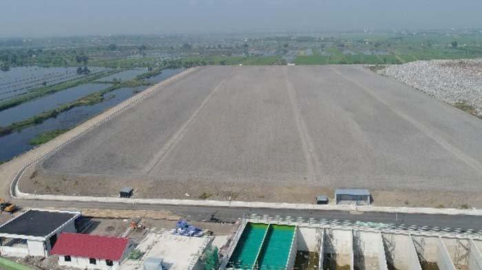 Kementerian PUPR Selesaikan Pengembangan Sistem Sanitary Landfill TPA Sampah di Jabon Sidoarjo