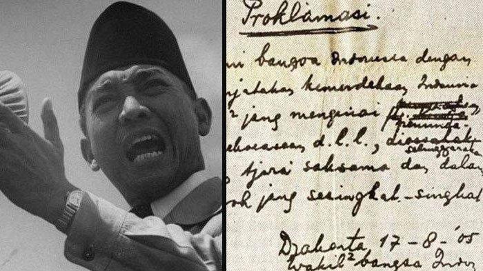 Sifat Asli Soekarno Terungkap dari Tulisan Tangan, ini Tes Kepribadian Bung Karno Menurut Grafologi