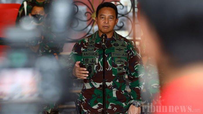 Calon Panglima TNI, mengerucut Jenderal Andika dan Laksamana Yudo, Ini Kalkulasi Politisi PDIP