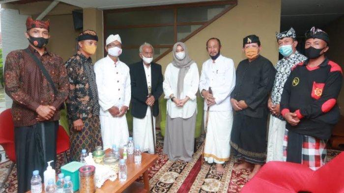 Pemuka Agama Hindu di Kabupaten Banyuwangi Doakan Ipuk Fiestiandani