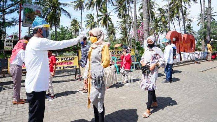 30 Lokasi Favorit di Kabupaten Banyuwangi Dipantau Intensif Sambut New Normal