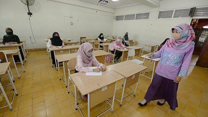 Beragam Reaksi Orangtua di Surabaya Kalau Pembelajaran Tatap Muka Batal Digelar Juli 2021